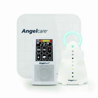 Mit Touch-Screen: der digitale Geräusch- und Bewegungsmelder AC701.