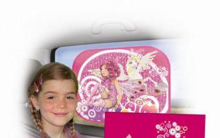 """Das Zubehör von """"Mia and Me"""" macht Autofahren zum magischen Vergnügen für sechs- bis zwölfjährige Fans."""