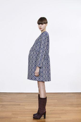 Das Berliner Label PAULA JANZ MATERNITY steht für modische Kleider.