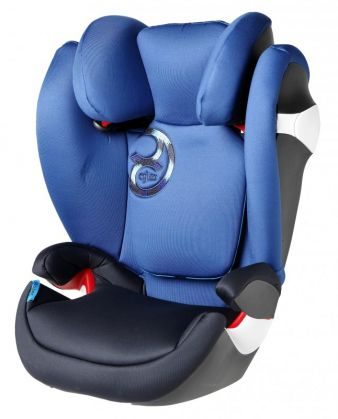 Bestnoten (1,8) erhielten die Sitze Cybex Solution M und M-fix.