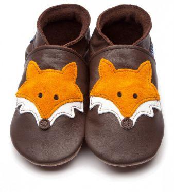 Neue Kollektion: Der schlaue Fuchs begleitet die Kleinen auf ihrem Weg und sorgt für deren Sicherheit.