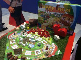 Beim neuen Spiel Happy Farm sammeln Kinder ab vier Jahren Tiere und tauschen sie ein.