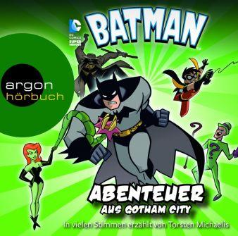 Als neuer Lizenzpartner von WBCP veröffentlicht der Berliner Argon Verlag eine Hörbuch-Reihe mit den bekanntesten DC Entertainment-Charakteren.