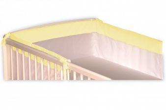 Auch das Babynestchen AirFlow gewährleistet Schutz und ausreichende Luftzirkulation im Bett.