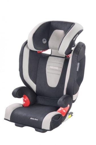 Die Recaro-Modelle Monza Nova 2 und Monza Nova 2 Seatfix überzeugten die Tester auch im Bereich Bedienung und Ergonomie.