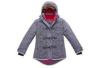 … schön warm sind alle Jacken aus der XS-EXES-Kollektion.