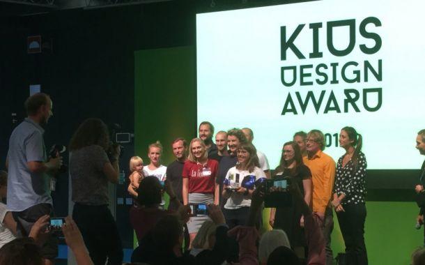 Kids Design Award geht an Gintare Cerniauskaite