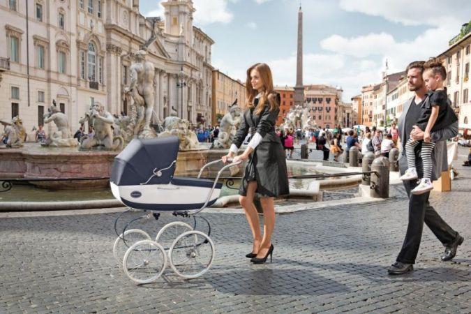 Inspiriert vom britischen Königshof zeigt der Classica Stil und Persönlichkeit.