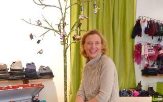 Ingrid Lennerts-Pohlmann. Für sie sind Messen generell wichtig. Begeistert ist sie aber immer wieder von den Schauen in Paris und Amsterdam.