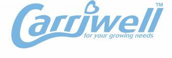Carriwell: Schick gestützt