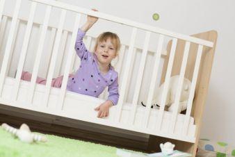 Im Kinderzimmer Sophie fühlen sich alle wohl.