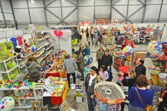 2014 besuchten fast 7.000 Endverbraucher die Kids in Halle.