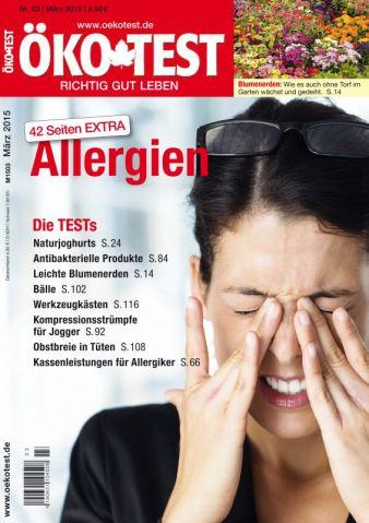 Die Kinderschuh-Untersuchung erscheint im ÖKO-TEST-Magazin April 2015.