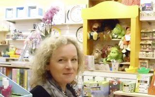 """Kein """"Kinderkram"""": Bettina Ernst fordert mehr Engagement im Einzelhandel."""