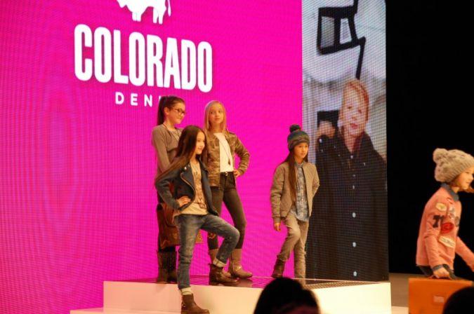 Magnet für die Fachbesucher waren die Fashion-Shows auf der CFC.