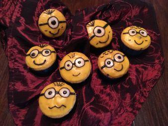 """Sehen unsere """"Minions""""-Muffins nicht zum Anbeißen aus?"""