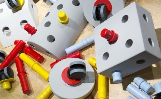Modu: Ein Spielzeug, das mitwächst