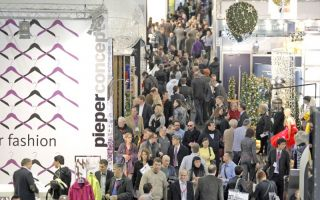 Im Segment EuroSales finden die Besucher unter anderem visuelles Marketing und PoS Marketing. Foto: Messe Duesseldorf/ctillmann