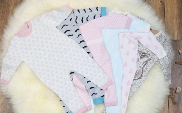 Milarda Kidswear: Modischer Musterstrick