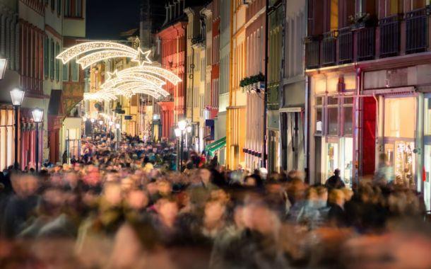 Über 100 Mrd. Euro Umsatz zu Weihnachten