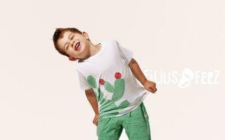 Mode, die Spaß macht: die erste Kollektion von filius feez!