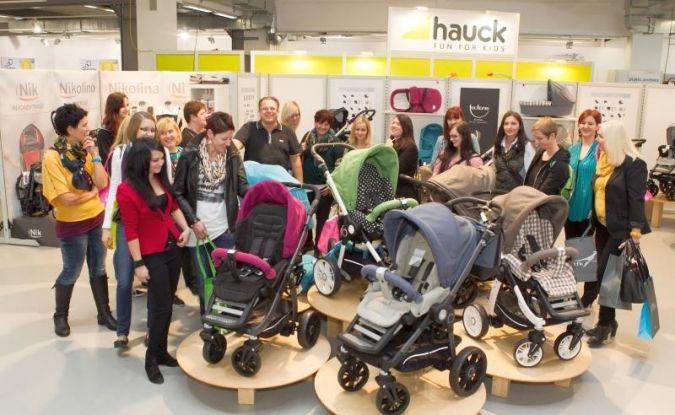 Das Team von hauck wird bei der KIDS Austria am 12. und 13. Oktober 2014 wieder dabei sein.