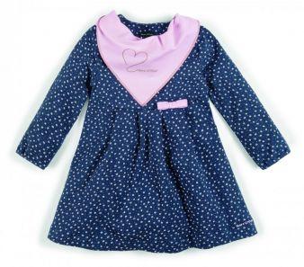 Weicher Stoff und softe Farben sorgen dafür, dass sich das Baby wohl in seiner Haut fühlt.