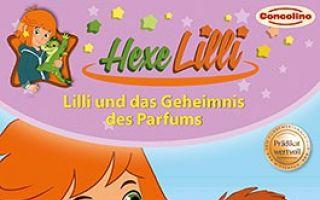 """""""Lilli und das Geheimnis des Parfums"""""""