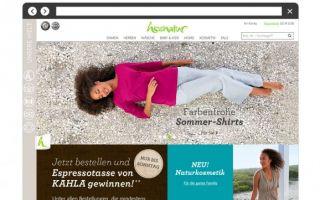 22.07.2014: Hess Natur öffnet seinen Online-Shop für Partner