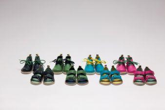 Im Sommer 2016 kommt die erste Schuhkollektion von loud + proud in die Geschäfte.
