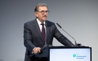 HDE: Sanktjohanser als Präsident bestätigt