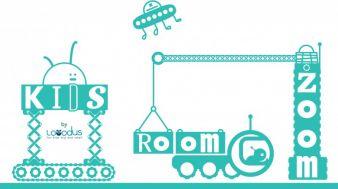 Beteiligt an kidsroomZOOM! sind 40 Designer aus ganz Europa.