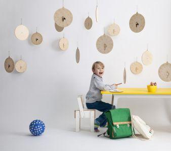 Durch ticktack lernen Kinder spielerisch den Umgang mit Uhr und Uhrzeit.
