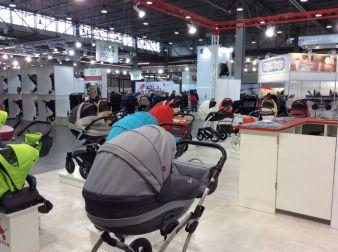 Die Kinderwagen-Hersteller babyjogger und Peg-Perégo sind im polnischen Kielce ebenfalls mit von der Partie.