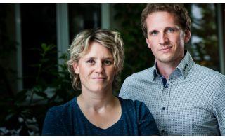 Geschäftsführer von little big things: Eva Stemmer und Joerg Meister.