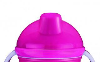 Mit der nip-Trinklerntasse wird für die Kleinen das Trinken zum Kinderspiel.