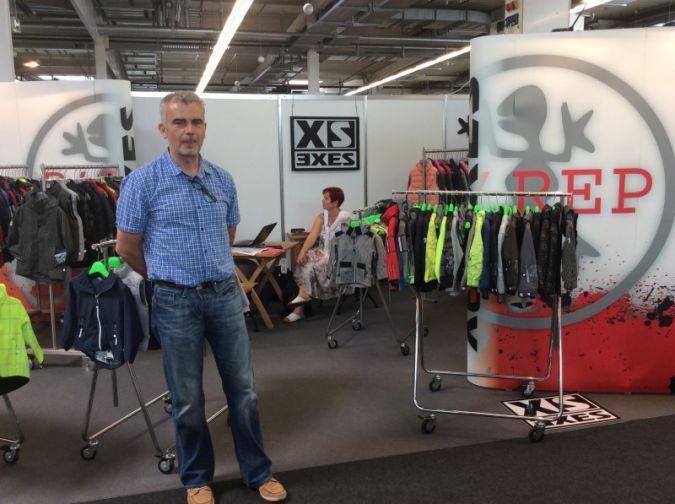 Rolf Böttcher, Verkaufsleitung bei XS EXES.
