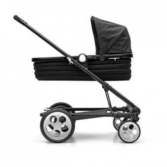 Mit Babywanne wird der Sportwagen schnell zum bequemen Kinderwagen.