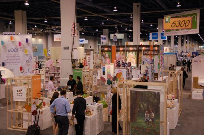Für Händler nicht nur aus den USA ein Muss: die ABC Kids Expo in Las Vegas.