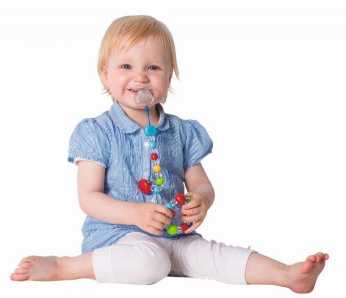 HEIMESS-Babyprodukte aus einheimischen Buchen- und Ahornhölzern sind haptisch und visuell ansprechend.