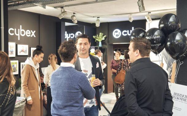 Cybex eröffnet ersten Partner-Store in München