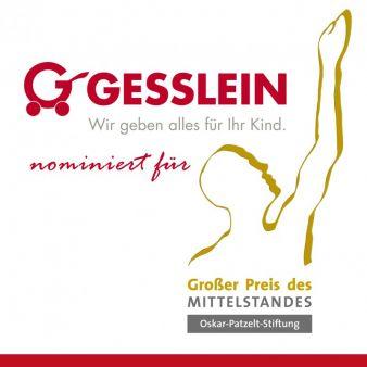 05.03.2015: Nominierung für Gesslein