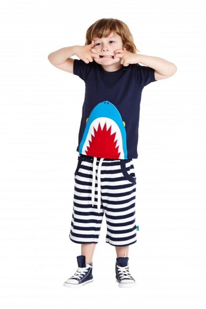GREEN COTTON: Wirklich zum Fürchten – für den Haifisch! www.green-cotton.de