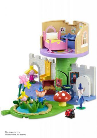 Die Abenteuer um die kleine Feenprinzessin Holly können mit den farbenfrohen Playsets von BOTI neu erlebt werden.