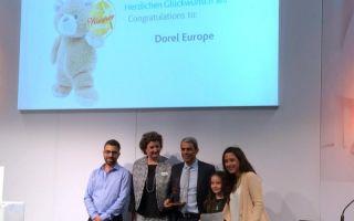 Dorel gewann den Kind + Jugend Innovation Award in der Kategorie World of Baby Toys.