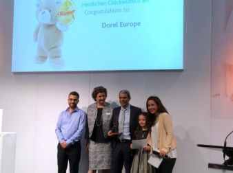 Dorel gewann den Kind + Jugend Innovation Award in der Kategorie World of Baby Toys.