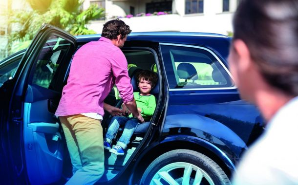 Maxi-Cosi: Kindersitz mit Airbags auf dem Markt