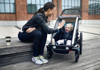 Fahrradanhanger Nur Drei Gute Modelle Baby Junior Fachmagazin Fur Kinderausstattung Und Mode