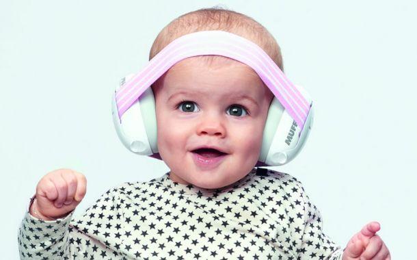 Ohrenschützer für Babys und Kleinkinder