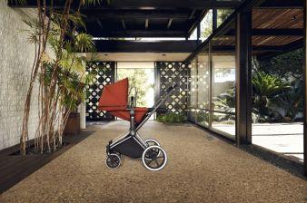 Sein Design wird nicht nur die echten Kenner begeistern: der neue PRIAM, hier mit dem Lux-Aufsatz.